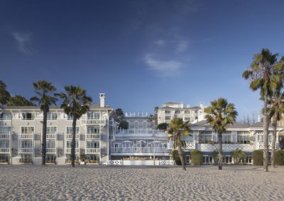 Shutters on the Beach & Hotel Casa Del Mar